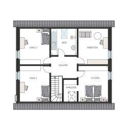 ProFamily 181- Dachgeschoss