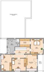 Grundriss Bauhaus Ixeo Erdgeschoss