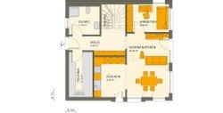 SUNSHINE 136 V2 Erdgeschoss
