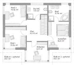 stadvilla setros w rzburg estenfeld von kampa gmbh fertigh user und. Black Bedroom Furniture Sets. Home Design Ideas