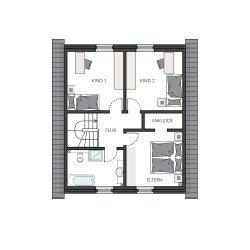 ProFamily 112 Dachgeschoss