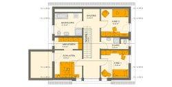SUNSHINE 154 V2 Dachgeschoss