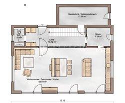 concepthaus casa vita von sonnleitner holzbauwerke gmbh. Black Bedroom Furniture Sets. Home Design Ideas