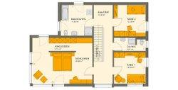 SUNSHINE 154 V7 Obergeschoss