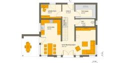 SUNSHINE 154 V2 Erdgeschoss