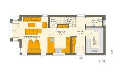 SUNSHINE 107 FD Erdgeschoss