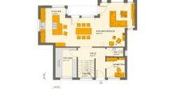 SUNSHINE 125 V7 Erdgeschoss