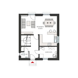 ProFamily 112 Erdgeschoss