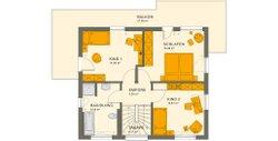 SUNSHINE 125 V7 Obergeschoss