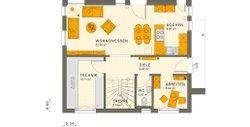 SUNSHINE 125 V3 Erdgeschoss