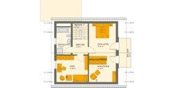 SUNSHINE 125 V3 Dachgeschoss