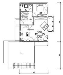 kundenhaus am falkenberg von sonnleitner holzbauwerke gmbh. Black Bedroom Furniture Sets. Home Design Ideas