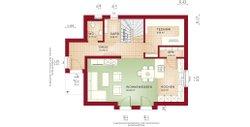 EDITION 125 V5 Erdgeschoss