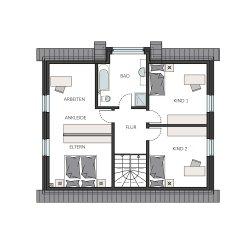 ProFamily 143  - Dachgeschoss