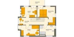 SUNSHINE 144 V7 Obergeschoss