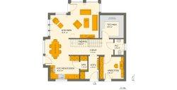 SUNSHINE 144 V7 Erdgeschoss