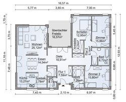 Grundriss SH 169 WB Variante A