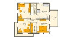 SUNSHINE 151 V7 Obergeschoss