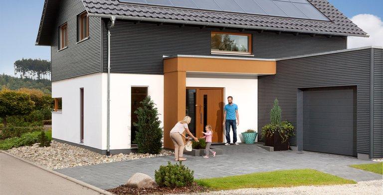 musterhaus villingen schwenningen von schw rerhaus kg fertigh user und. Black Bedroom Furniture Sets. Home Design Ideas