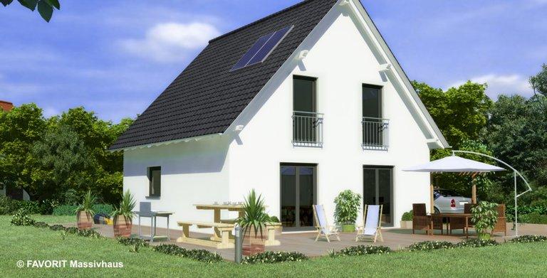 Noblesse 113 von FAVORIT MASSIVHAUS GmbH & Co. KG