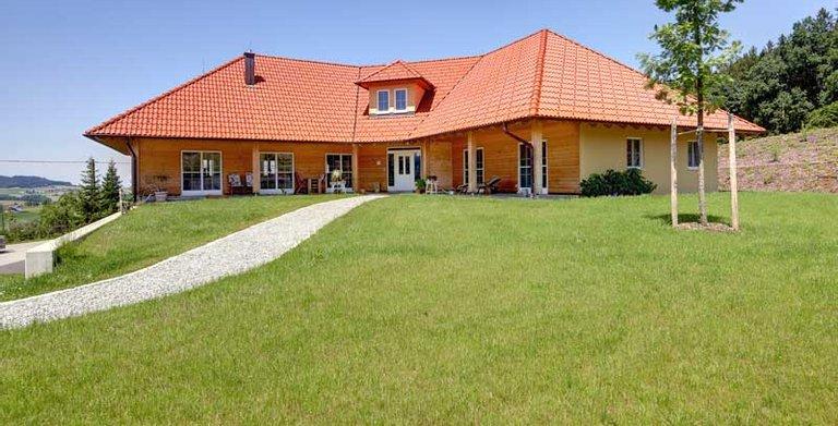 Kundenhaus HAUSRUCKINGER (Sonnleitner Holzbauwerke) Copyright: