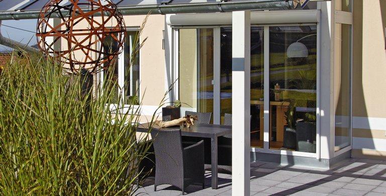Kundenhaus WEIDNER (Sonnleitner Holzbauwerke) Copyright: