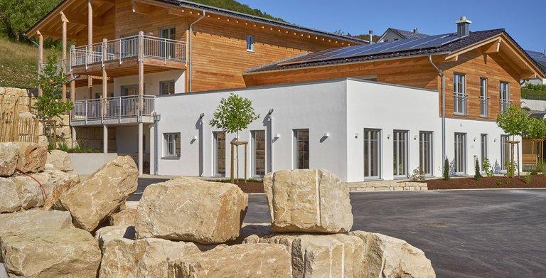 Touristikbau ALBAPPARTEMENT MEY (Sonnleitner Holzbauwerke) Copyright:
