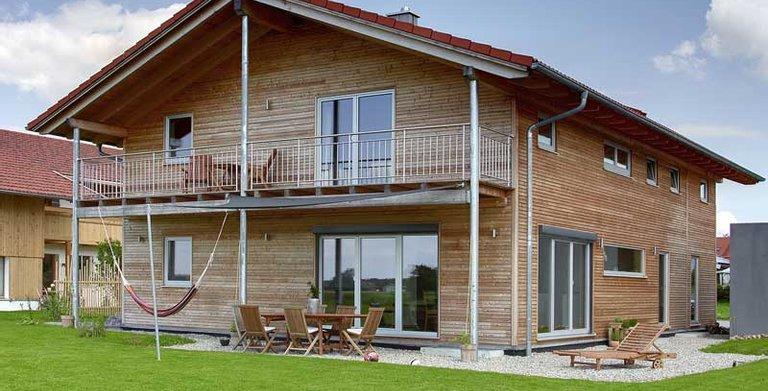 Kundenhaus SURAUER  (Sonnleitner Holzbauwerke) Copyright: