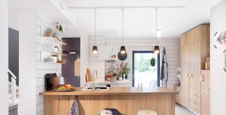 IKEA-Küche Copyright: SchwörerHaus KG