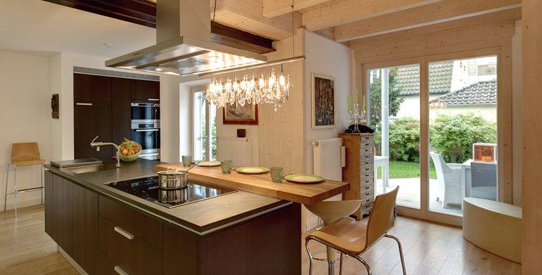 Kundenhaus MANGOLD  (Sonnleitner Holzbauwerke) Copyright: