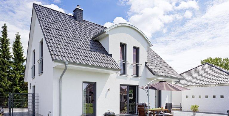 Heinz von Heiden Einfamilienhaus M52 130 m² von Heinz von Heiden GmbH Massivhäuser