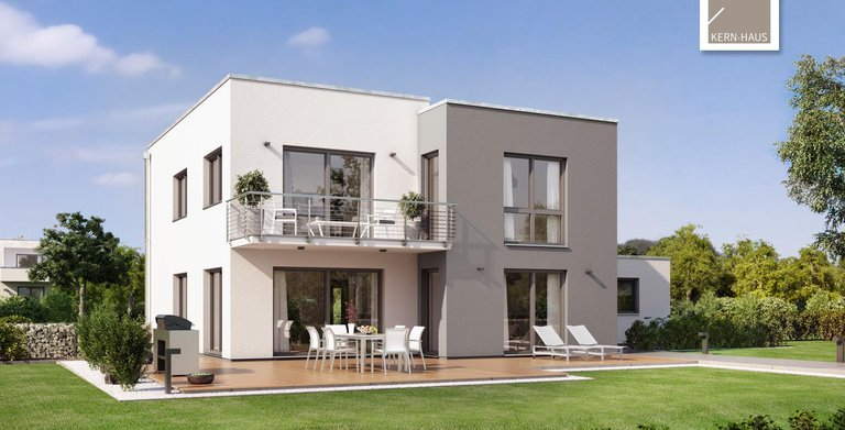 futura bauhaus von kern haus ag. Black Bedroom Furniture Sets. Home Design Ideas