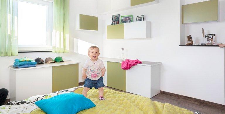 Schlafzimmer Copyright: SchwörerHaus KG