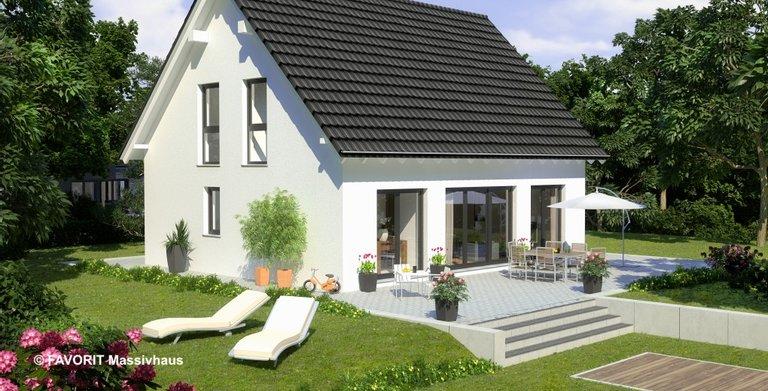 Noblesse 126 von FAVORIT MASSIVHAUS GmbH & Co. KG
