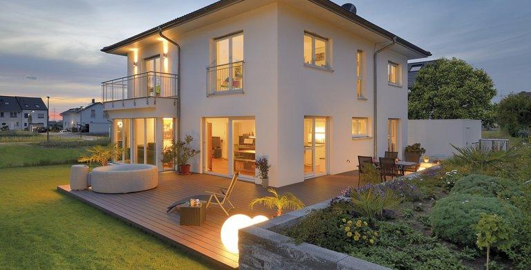 Haus Griffiths von Fertighaus WEISS GmbH