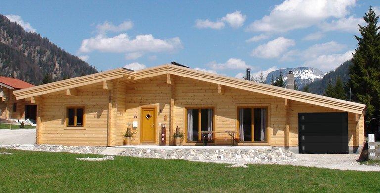 Vorschaubild Alpen Blockhaus Chalet 201