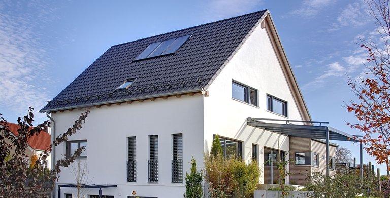Kundenhaus HEGGER von Sonnleitner Holzbauwerke GmbH & Co. KG