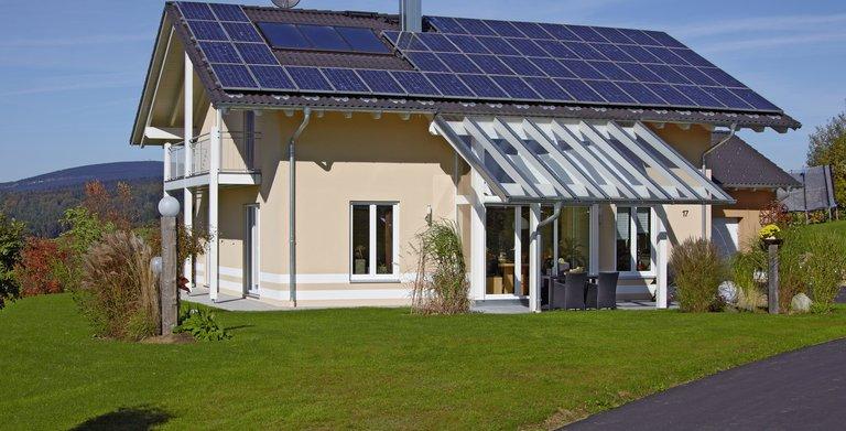 Kundenhaus WEIDNER von Sonnleitner Holzbauwerke GmbH & Co. KG