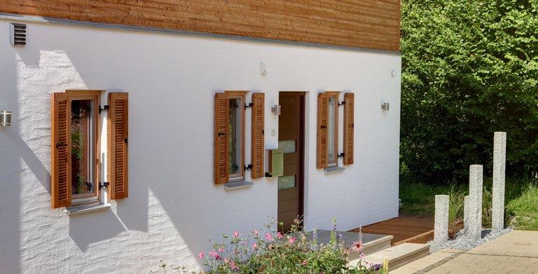 Kundenhaus GMAINER (Sonnleitner Holzbauwerke) Copyright: