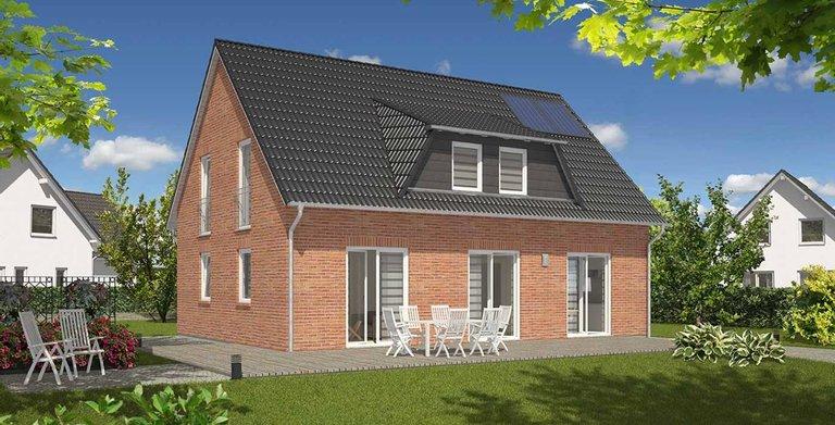 Landhaus 142 - Klinker Copyright: Town & Country Haus