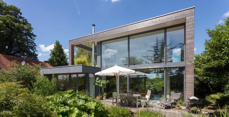 Ein Zusammenspiel aus Natur und außergewöhnlicher Architektur