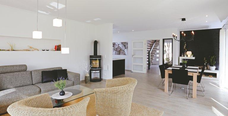 westerland das 1liter haus von danhaus gmbh wohngl. Black Bedroom Furniture Sets. Home Design Ideas