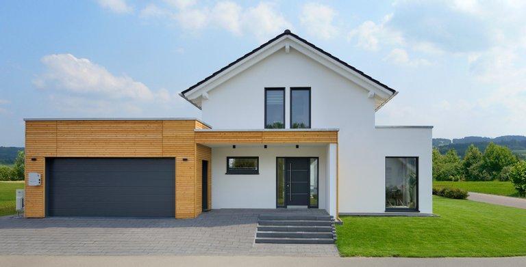 Satteldachhaus LANOS Dölzig von KAMPA GmbH