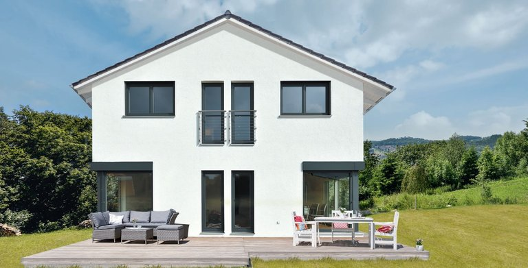 Haus Taching von Regnauer Hausbau GmbH & Co. KG