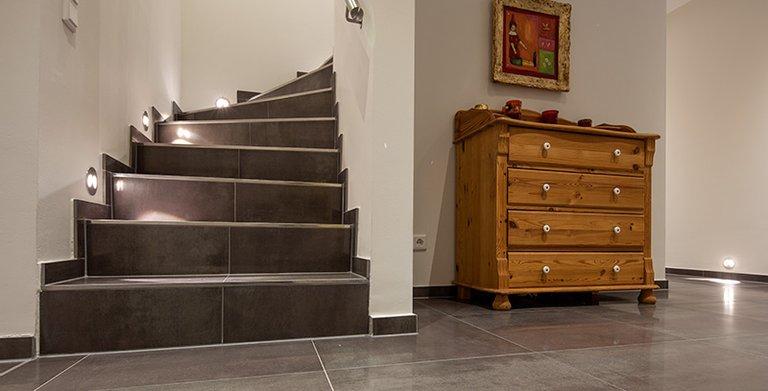 Diele mit Treppenaufgang Copyright: BAUMEISTER-HAUS