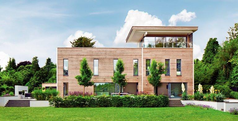 Weald House von Bau-Fritz GmbH & Co. KG, seit 1896