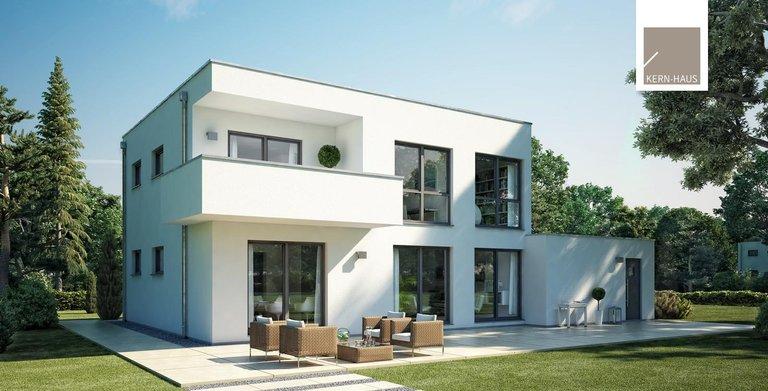 Kern-Haus Bauhaus Cube Garten Copyright: