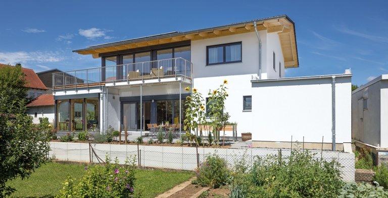 Haus Leingarten von Regnauer Hausbau GmbH & Co. KG