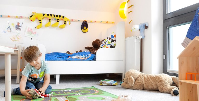 Kinderzimmer Copyright: