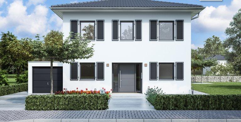 Stadtvilla Pura von Kern-Haus AG